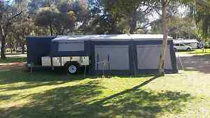 2015 Camper Trailer Bargain Price $6500 FIRM like new condition Munno Para Playford Area Preview