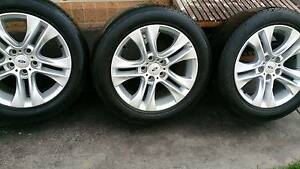 """17"""" XR6 Rims and Tyres 235/50R17 Dandenong South Greater Dandenong Preview"""