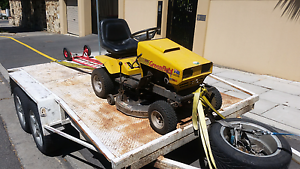 Ride on lawn mower Clearview Port Adelaide Area Preview