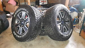 New Goodyear Wrangler Adventure LT275/65R18 A/T Tires
