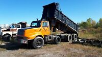 1998 International 2674 Tri Axle  Barrie Ontario Preview