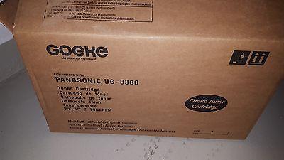Panasonic Toner black UG 3380 für UF 595, UF 585, UF 590, UF 5100