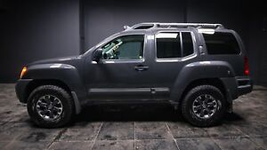 2015 Nissan Xterra PRO-4X LEATHER! NAV! HEATED SEATS! ROOF RACK!