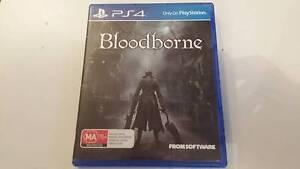 PS4 GAME BLOODBORNE Loganlea Logan Area Preview