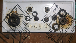 Chef cooktop for parts Girrawheen Wanneroo Area Preview