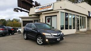 2015 Acura RDX PREM PKG - LEATHER! SUNROOF! BACK-UP CAM!