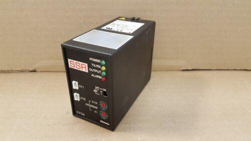 SHINKO CTCS TEMPERATURE CONTROLLER 435-C//E4F 100Vac 11 PINS CTCS435CE4F w// BASE