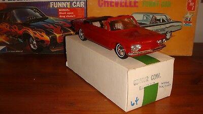 1964 Chevy Corvair Convertible Promo