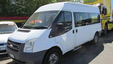 2007 Ford Transit Van/Minivan Youngtown Launceston Area Preview