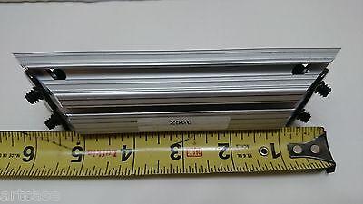8020 Inc. T-slot Aluminum Extrusion 10 Series Pn2566 6 Length X 2 Width New