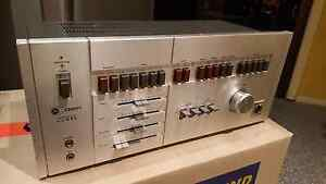RARE 1970s CLARION 'UFO'  stereo AMPLIFIER. Hallett Cove Marion Area Preview
