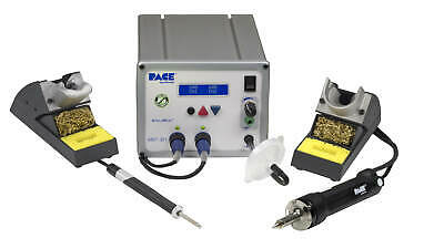 Pace Mbt 301 Soldering Desoldering Station - With Td-100 Iron