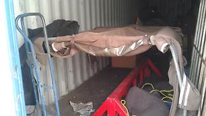 Canvas canopy for Landcruiser Baldivis Rockingham Area Preview