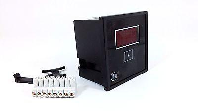 Saci Digital Volt Ampere Meter 0-600v Panel Scale Al Db4e X5a Y 0-100v Y D03m00