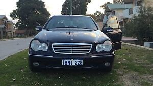 2004 Mercedes-Benz C180 Supercharged 1.8L Perth Region Preview