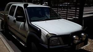 2005 Holden Rodeo Ute Idalia Townsville City Preview