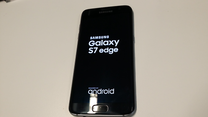 for sale excellence working black Samsung S7 EDGE 32g Android
