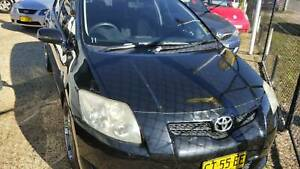 Toyota Corolla Long Jetty Wyong Area Preview