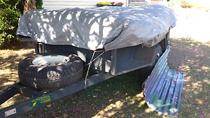 Off road camper trailer Raymond Terrace Port Stephens Area Preview