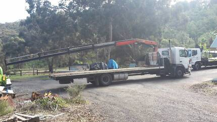 Truck and crane  business