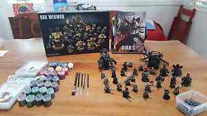 Warhammer 40k Ork Army Lutwyche Brisbane North East Preview