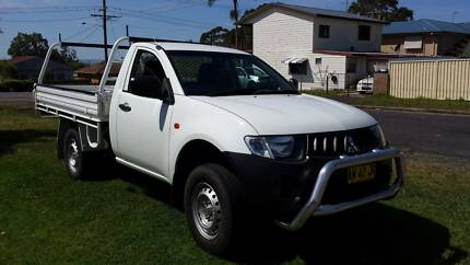 2008 Mitsubishi Triton Ute Killarney Vale Wyong Area Preview