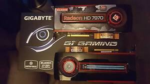 3GB GDDR5 AMD ATI Radeon HD 7970 x2 (Crossfire) Sebastopol Ballarat City Preview