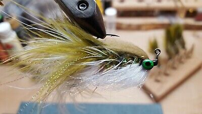 Surface Multi-Packs Umpqua Diving Bug Dahlberg Frog Fly Fishing Bass