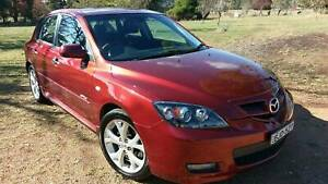 2008 Mazda Mazda3 SP23 Manual Hatchback