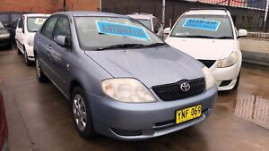 2003 Toyota Corolla Conquest ! Serviced & Inspected ! Low Kilometres !