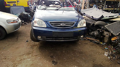 KIA CARENS CRDI for Breaking from 2002 6 all Parts Available