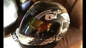 Helmets, Size large!