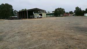 Transport Depot and Storage Yard for lease Bullsbrook Bullsbrook Swan Area Preview