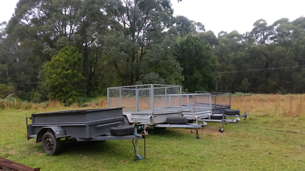 TRAILER HIRE FROM  $30