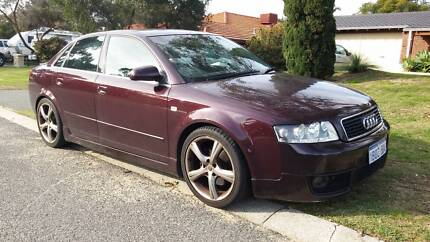 2003 Audi A4 1.8Turbo Greenwood Joondalup Area Preview