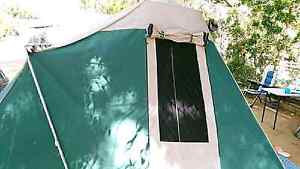 6 MAN CANVAS TENT Greenwood Joondalup Area Preview