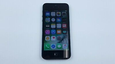 Apple iPhone 5 16GB Black & Slate (AT&T) A1428 Smartphone Clean IMEI J3488