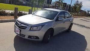 2010 Holden Cruze CDX - AUTO - REG+RWC + WARRANTY! Coburg North Moreland Area Preview