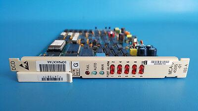 Symmetricom 090-45015-01 Dcd Matrix Cont Unit D0pqack1 - Mca-5 45015-01 Iss A