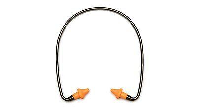 Pyramex Black Bandit Banded Hearing Protection Ear Plugs Nrr22 Shooting 2-packs