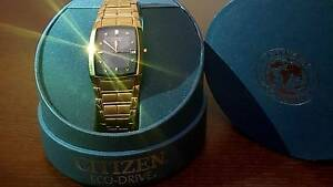 Mens Gold Watch - Citizen Villawood Bankstown Area Preview