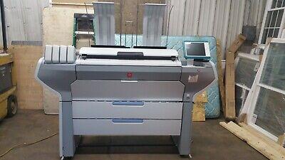 Oce Colorwave 500 Plotter Printer