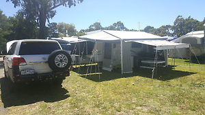 2012 Jayco expanda touring 17.5ft Narre Warren South Casey Area Preview