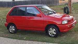1991 Ford festiva rare 5 door auto regretful  sale Port Macquarie Port Macquarie City Preview
