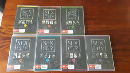 TV DVD'S $10 each series