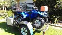 2008 Yamaha Grizzly 400cc South Penrith Penrith Area Preview