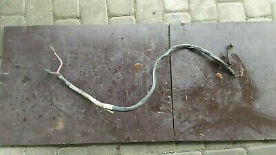 Ford Scorpio Pinto Alternator cable wire loom