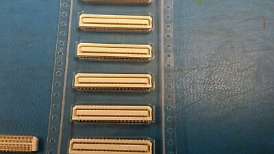 5 Pcs Axk500147bn1 Panasonic Conn Socket Brdbrd .5mm 100pos Rohs