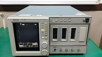 Tektronix Comunication Signal Analyzer Csa803c B030416