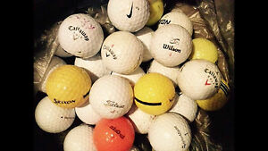 25 Golf Balls Ingleburn Campbelltown Area Preview